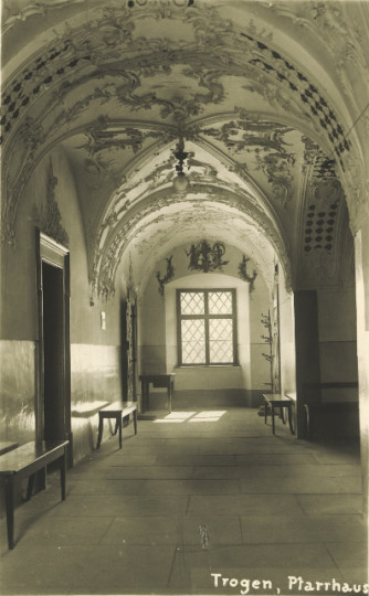 Trogen, Pfarrhaus